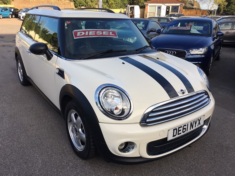 used MINI Clubman TD One D 4dr in rochester-kent