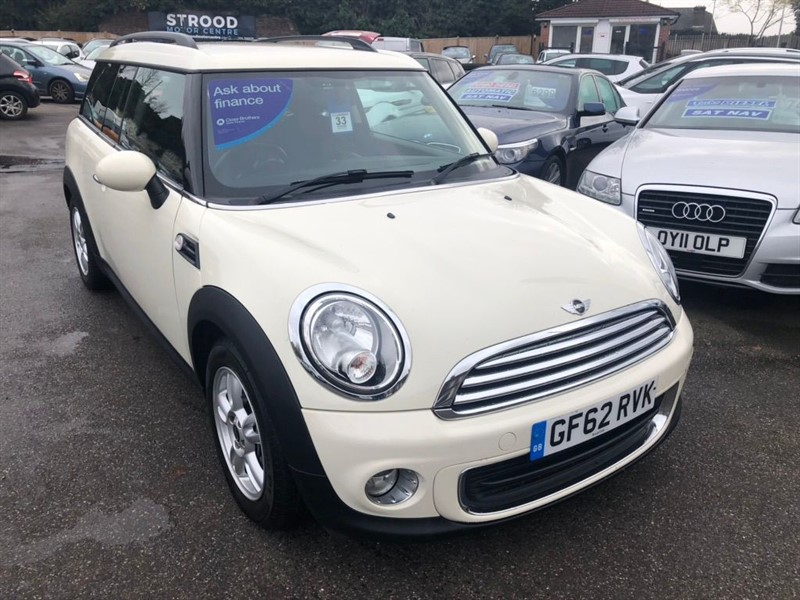 used MINI Clubman One 5dr in rochester-kent