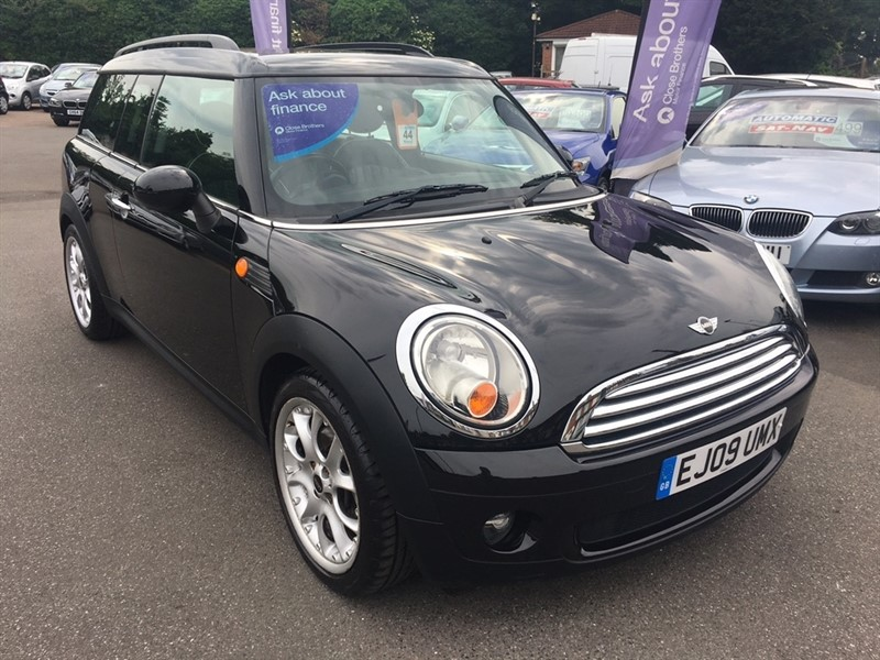 used MINI Clubman 1.6 Cooper 4dr in rochester-kent