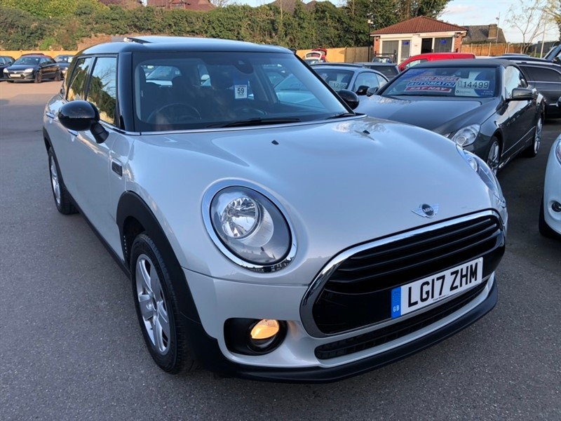 used MINI Clubman Cooper (s/s) 6dr in rochester-kent