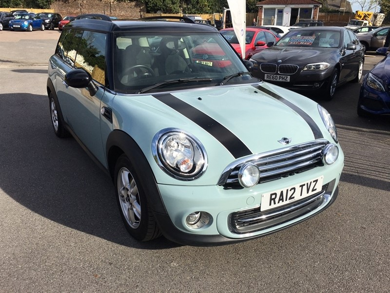 used MINI Clubman Cooper Avenue 4dr in rochester-kent