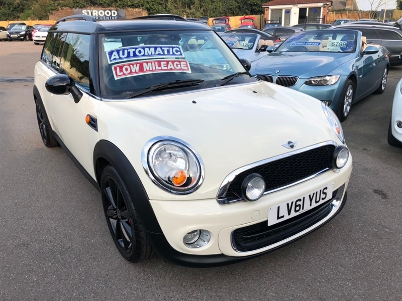 used MINI Clubman Cooper Avenue 5dr in rochester-kent