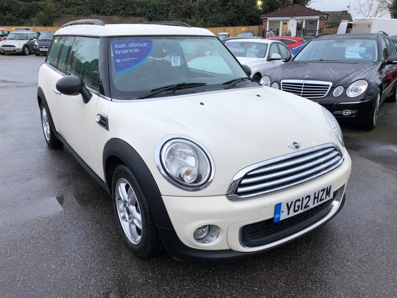 used MINI Clubman One Avenue 4dr in rochester-kent