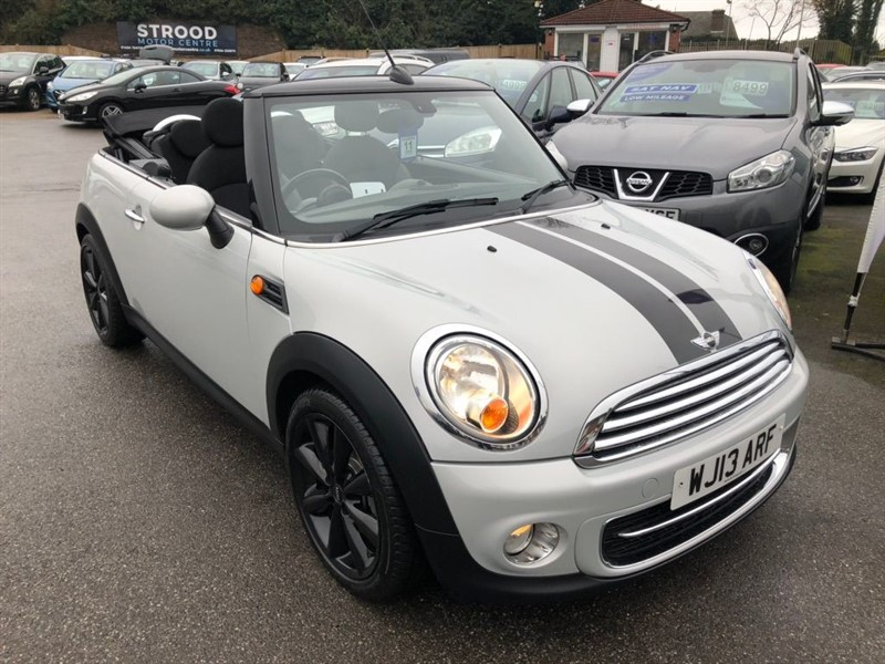used MINI Convertible Cooper D in rochester-kent