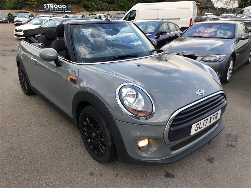 used MINI Convertible Cooper (s/s) in rochester-kent