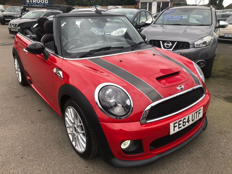 used MINI Convertible Cooper S 2dr in rochester-kent