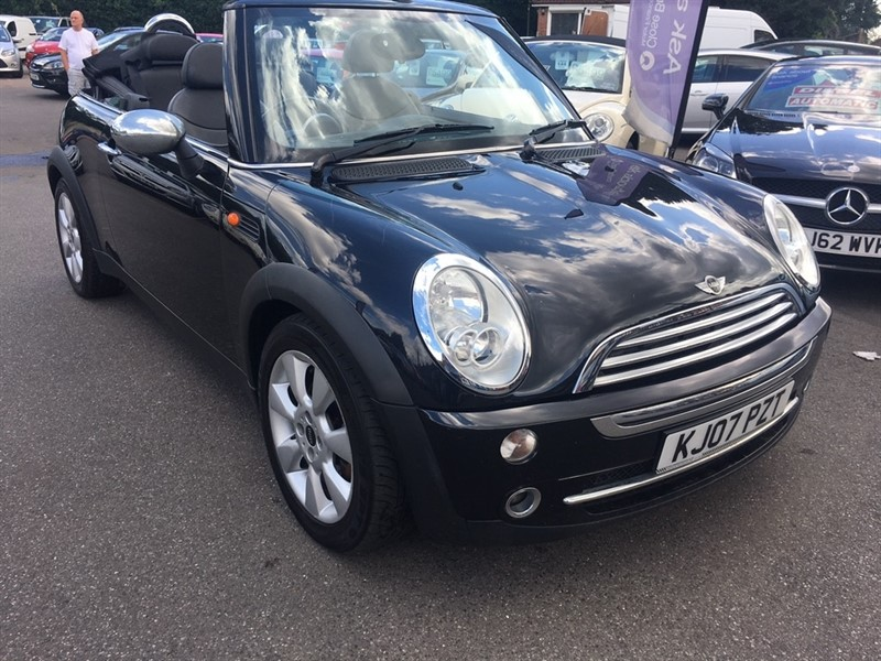 used MINI Convertible Cooper (Chili (Pack) 2dr in rochester-kent
