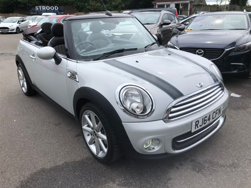 used MINI Convertible Cooper Highgate in rochester-kent