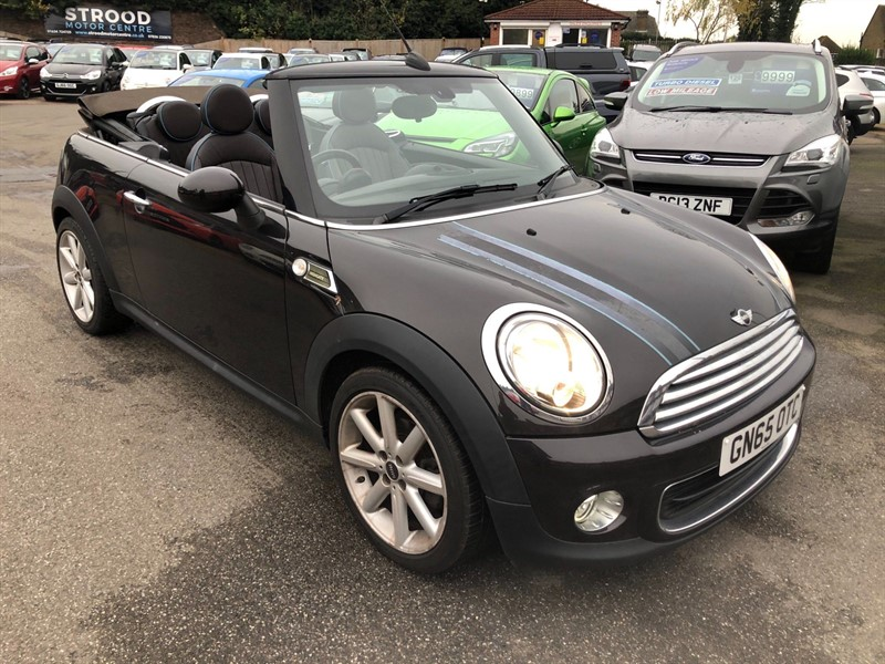 used MINI Convertible One Highgate (s/s) in rochester-kent