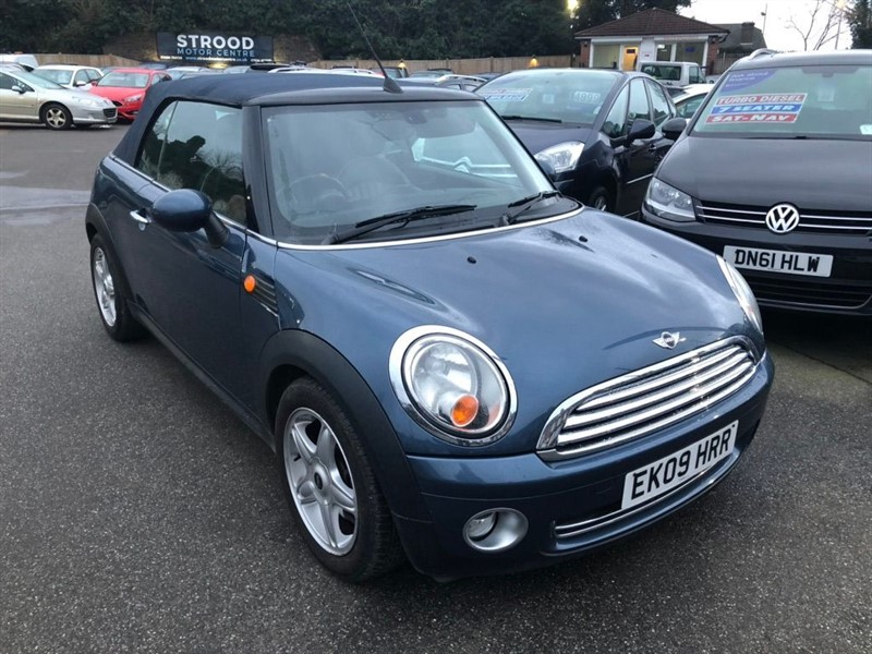 used MINI Convertible Cooper in rochester-kent