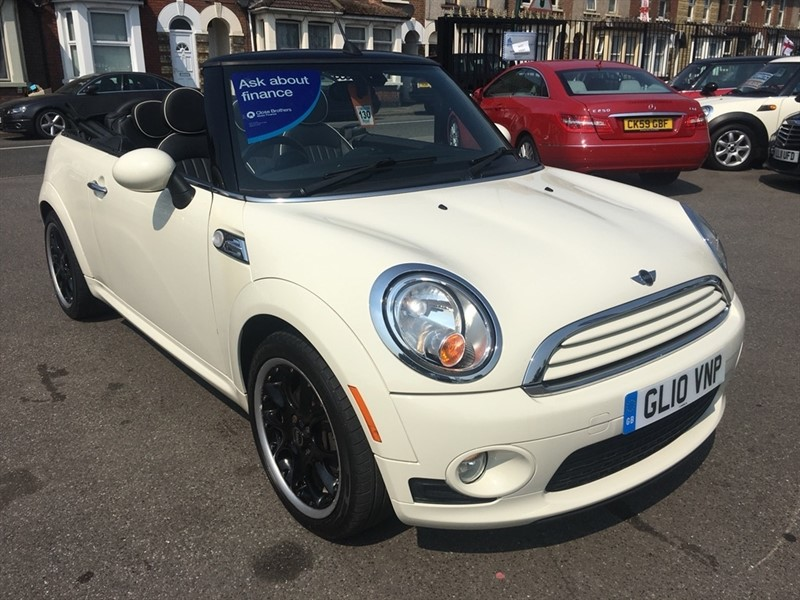 used MINI Convertible One 2dr in rochester-kent