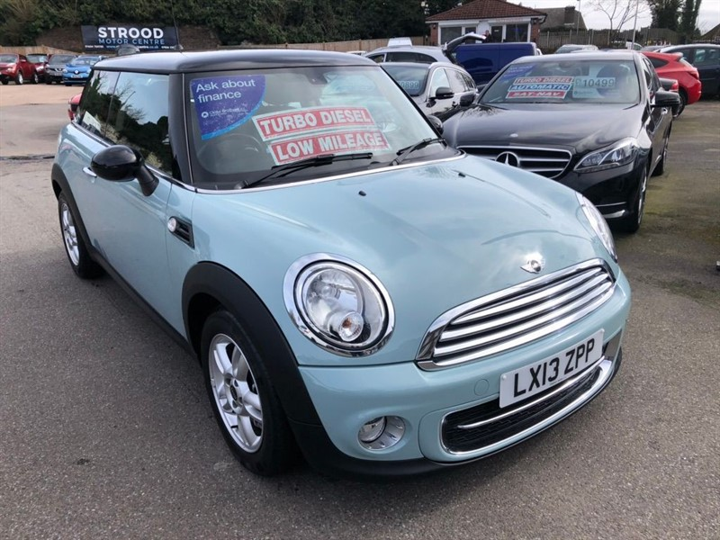 used MINI Cooper D (Chili) in rochester-kent