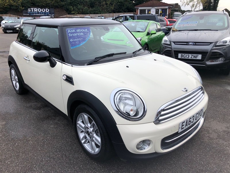 used MINI Cooper D in rochester-kent