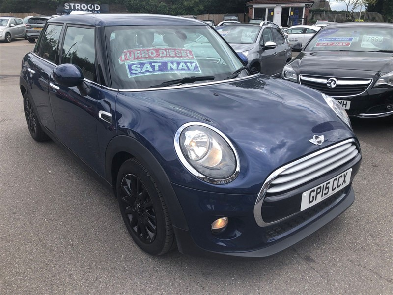used MINI Cooper D (s/s) in rochester-kent