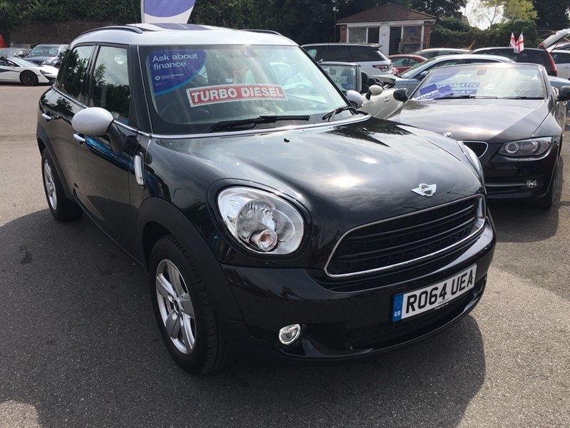 used MINI Countryman Cooper D 5dr in rochester-kent