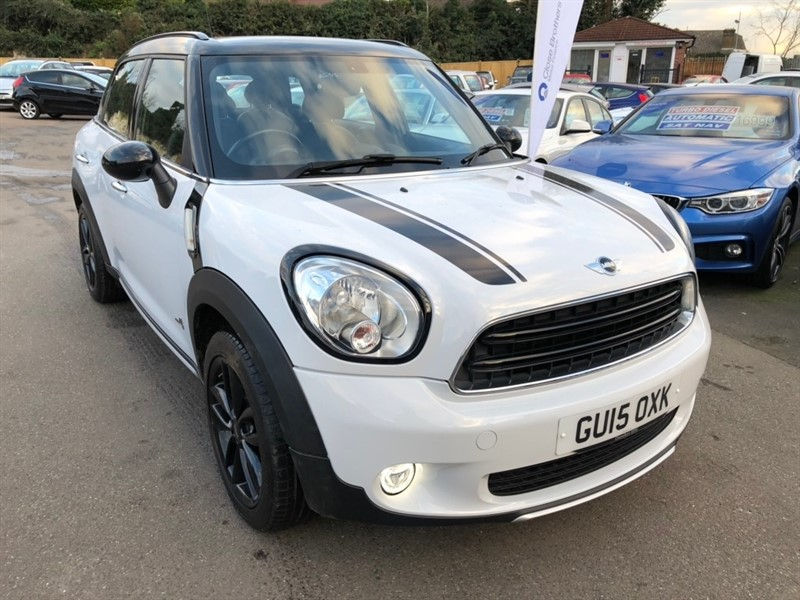 used MINI Countryman Cooper D ALL4 5dr in rochester-kent