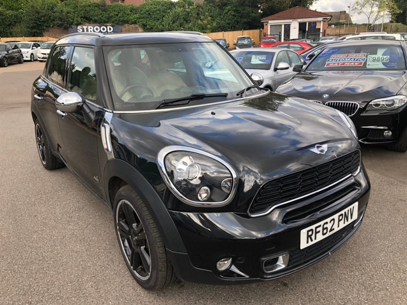 used MINI Countryman Cooper SD ALL4 5dr in rochester-kent