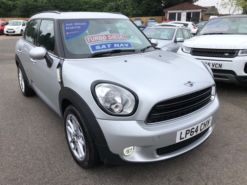 used MINI Countryman Cooper D Business Edition 5dr in rochester-kent