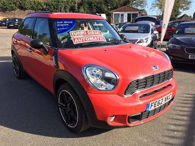 used MINI Countryman Cooper SD 5dr in rochester-kent