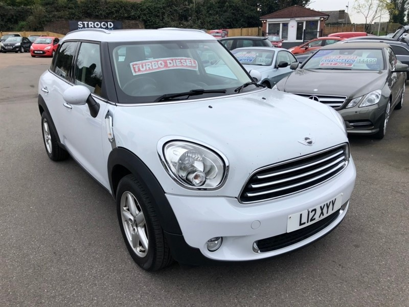 used MINI Countryman One D 5dr in rochester-kent