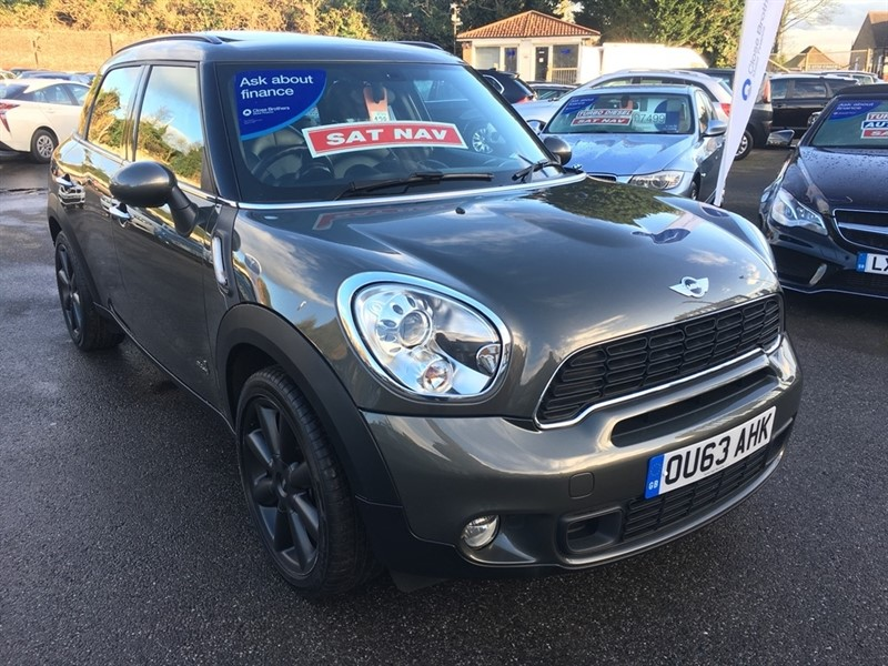 used MINI Countryman Cooper S (Chili) ALL4 5dr in rochester-kent