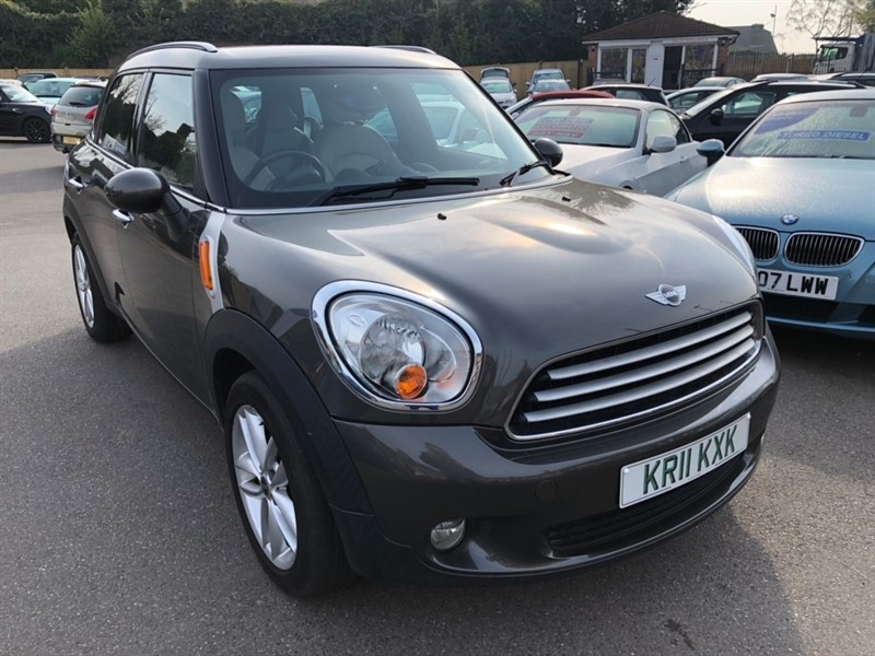 used MINI Countryman Cooper (Pepper) 5dr in rochester-kent