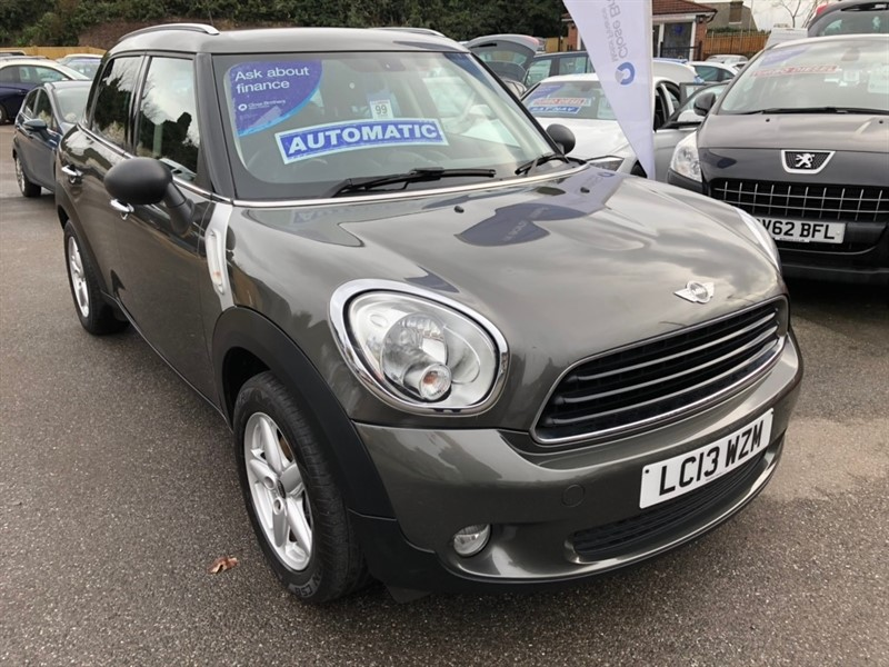used MINI Countryman One (Salt) 5dr in rochester-kent