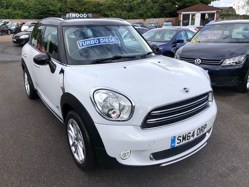 used MINI Countryman Cooper D ALL4 in rochester-kent