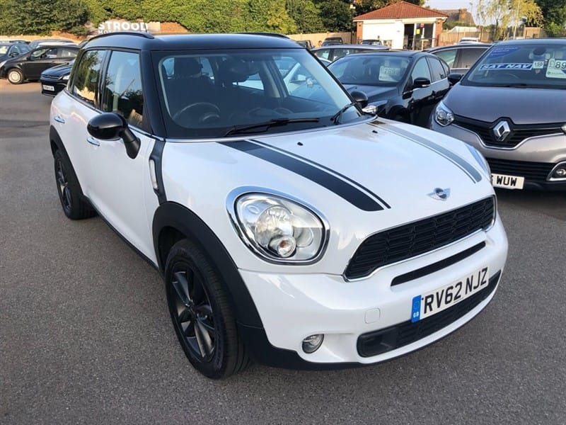 used MINI Countryman Cooper SD in rochester-kent