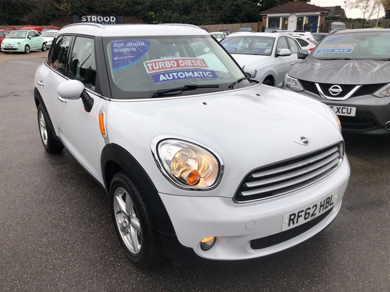 used MINI Countryman Cooper D in rochester-kent