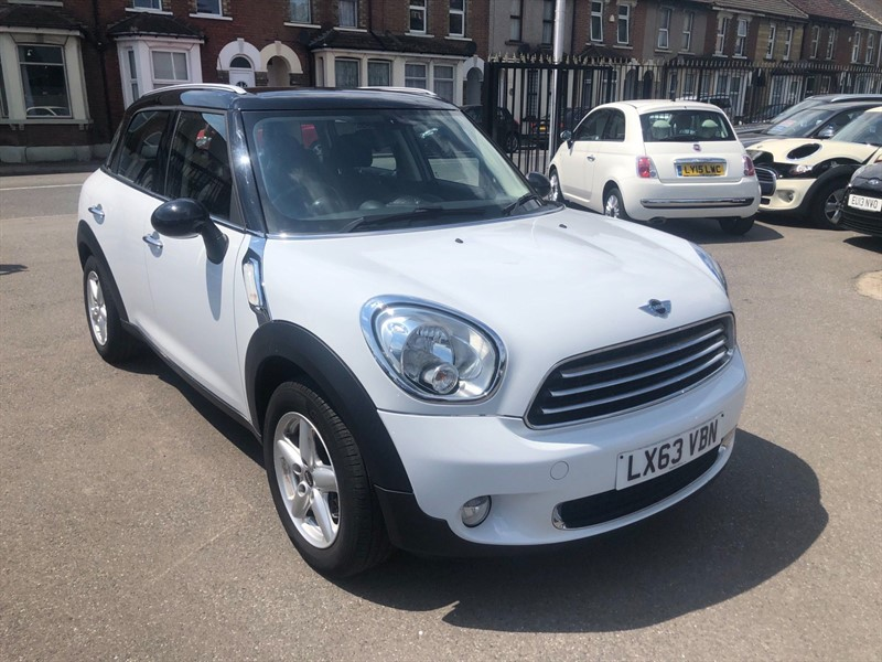 used MINI Countryman Cooper (Pepper) in rochester-kent