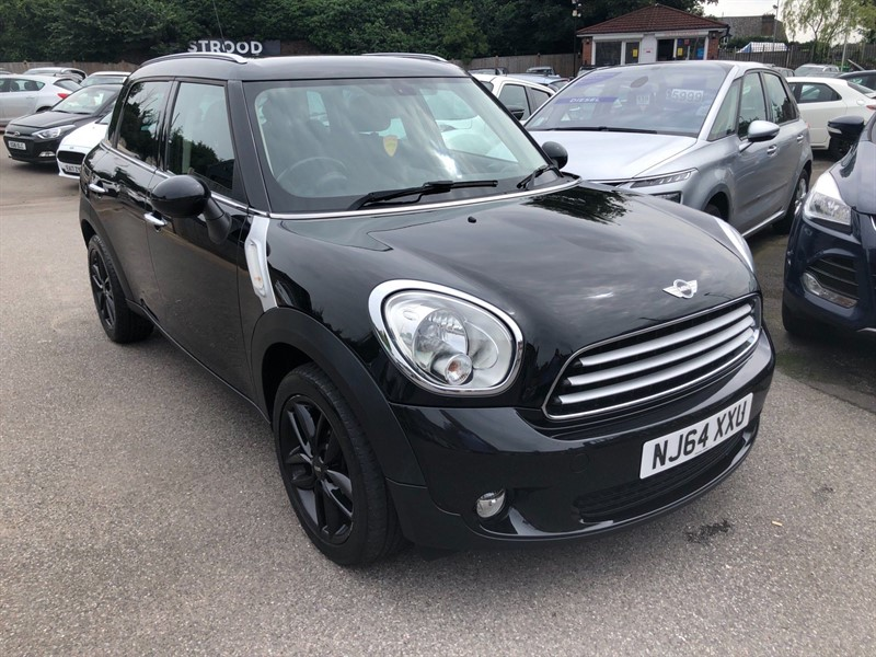 used MINI Countryman Cooper in rochester-kent