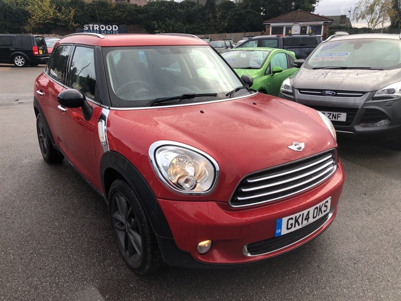 used MINI Countryman One in rochester-kent
