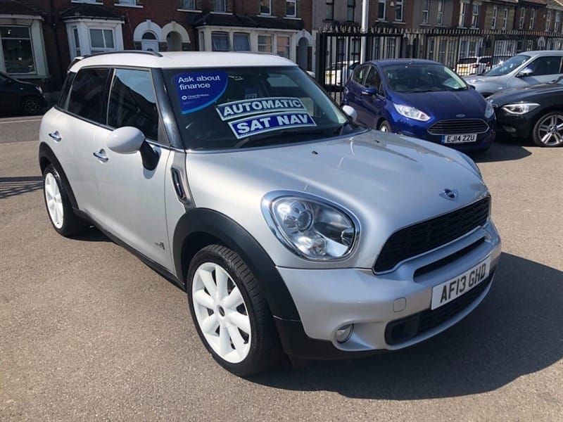 used MINI Countryman Cooper S ALL4 in rochester-kent