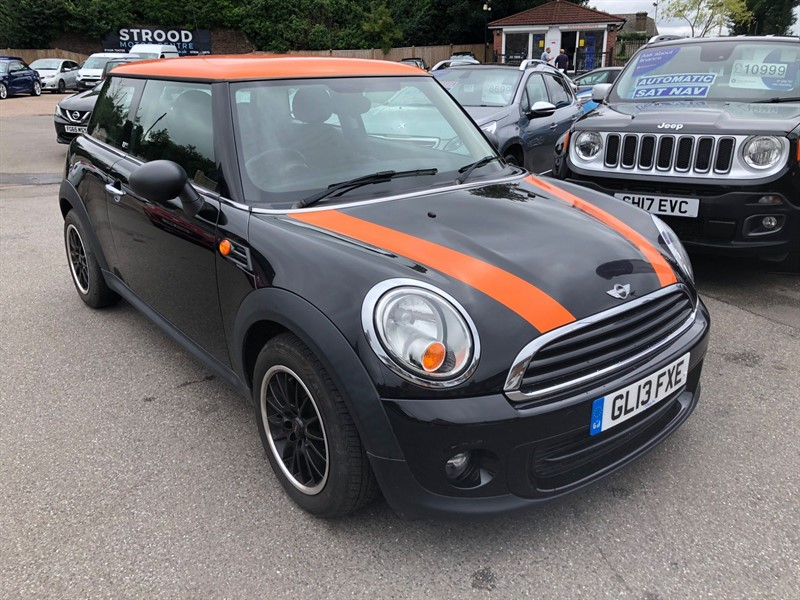 used MINI First  in rochester-kent