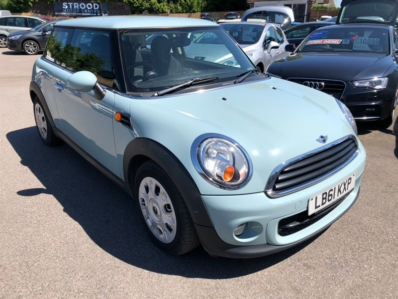 used MINI Hatch One D Avenue 3dr in rochester-kent
