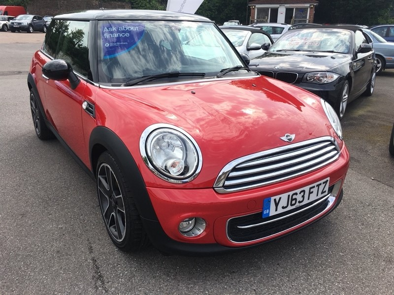 used MINI Hatch TD Cooper D (Chili) 3dr in rochester-kent