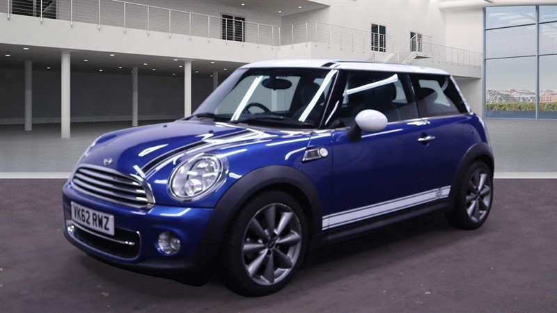used MINI Hatch Cooper D London 2012 in rochester-kent