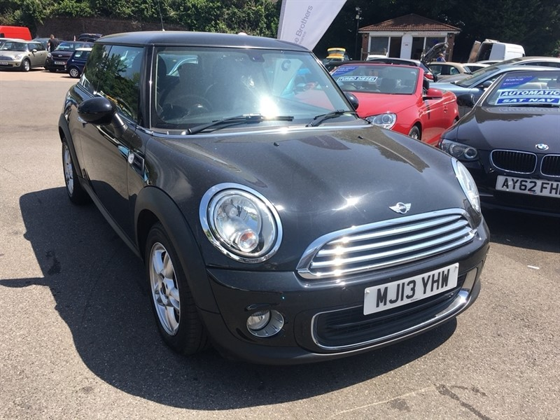 used MINI Hatch One (Sport Chili) 3dr in rochester-kent