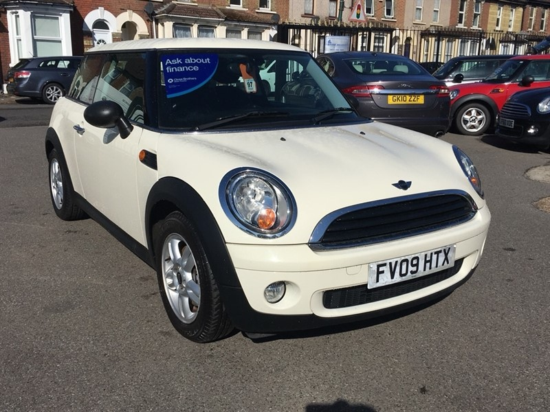 used MINI Hatch One 3dr in rochester-kent