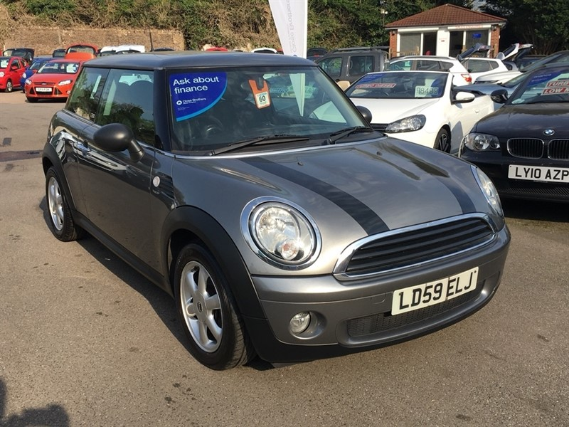 used MINI Hatch One Graphite 3dr in rochester-kent