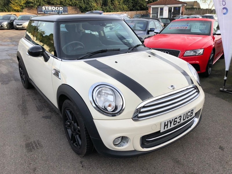 used MINI Hatch Cooper Baker Street 3dr in rochester-kent
