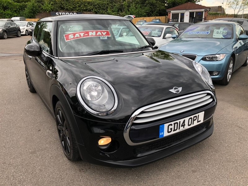 used MINI Hatch Cooper (s/s) 3dr in rochester-kent