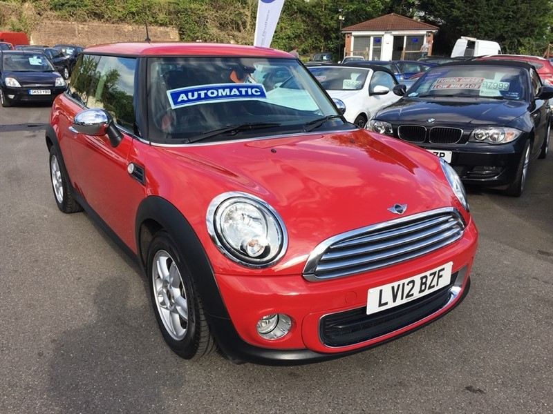 used MINI Hatch One Avenue 3dr in rochester-kent