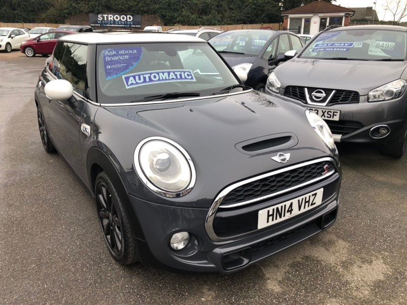 used MINI Hatch Cooper S Auto (s/s) 3dr in rochester-kent