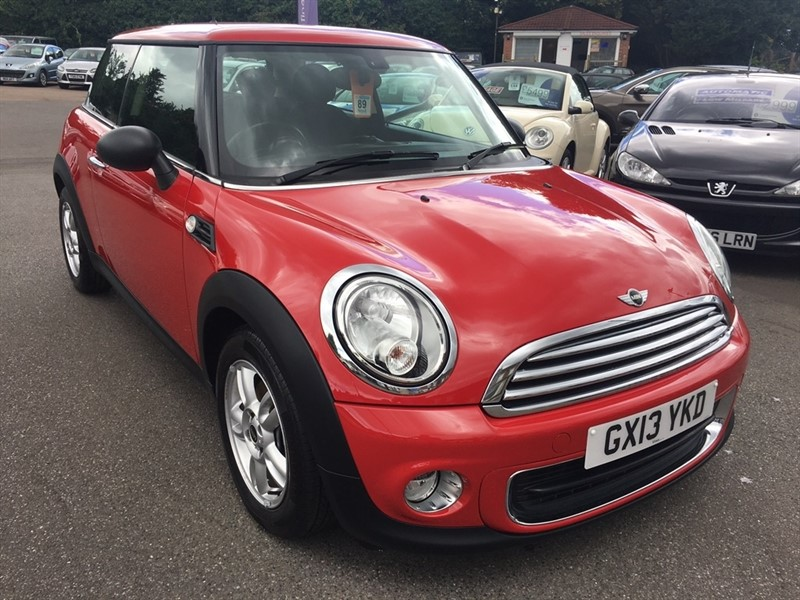 used MINI Hatch One (Sport Chili pack) 3dr in rochester-kent