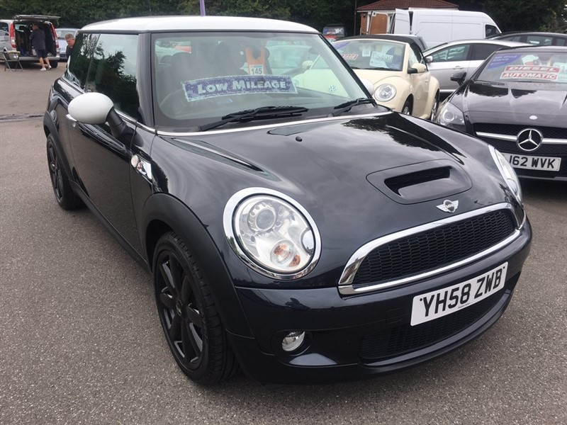 used MINI Hatch Cooper S 3dr in rochester-kent