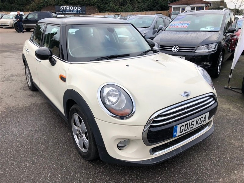 used MINI Hatch Cooper Auto (s/s) 5dr in rochester-kent