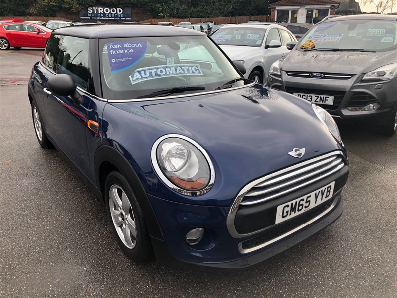 used MINI Hatch One Auto (s/s) in rochester-kent