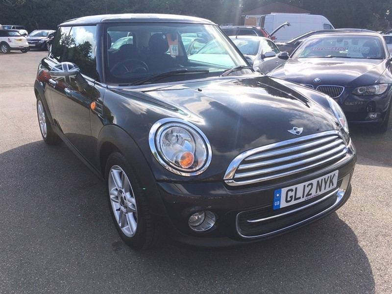 used MINI Hatch Cooper London 12 3dr in rochester-kent